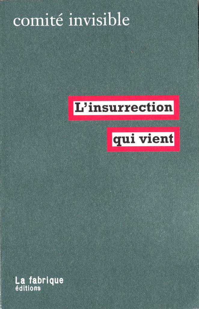 L-insurrection-qui-vient